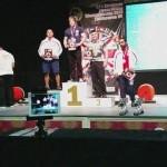 podium de Kevin